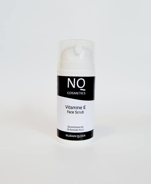 Vitamine E scrub